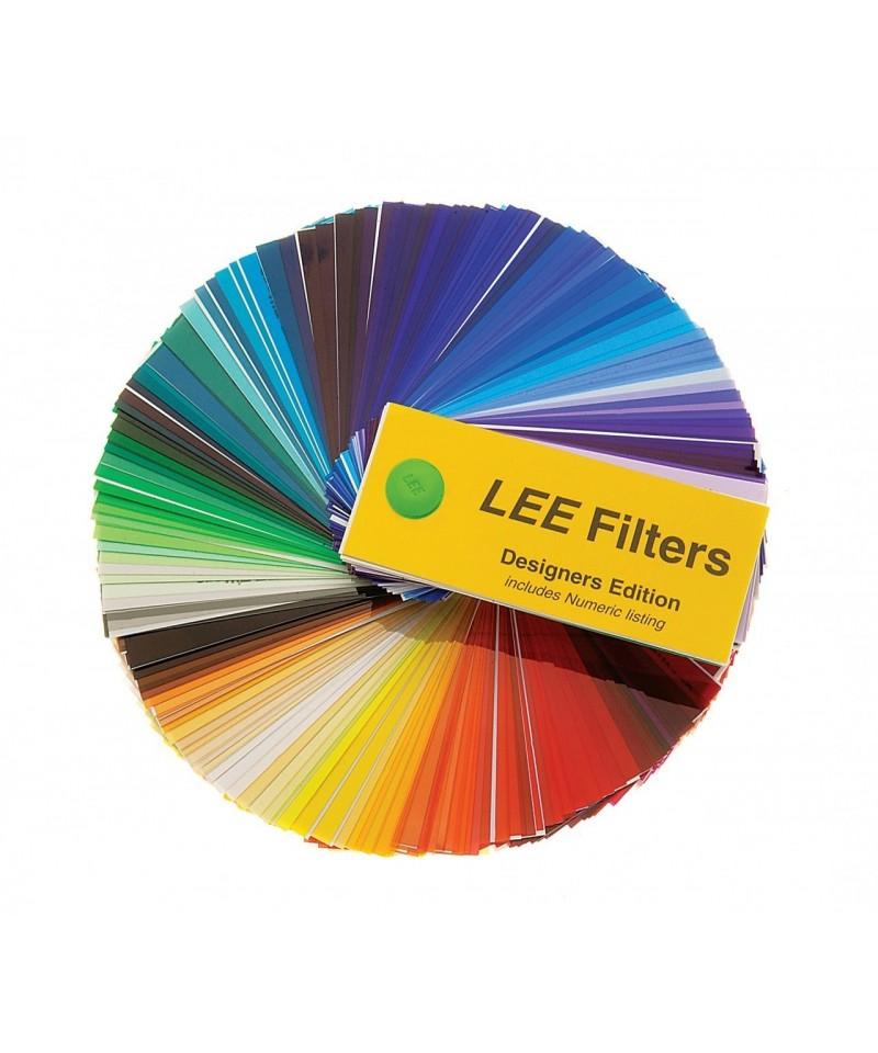 LEE Filters Arch barevného filtru LEE č. 322 - 721, Číslo 721 Berry Blue
