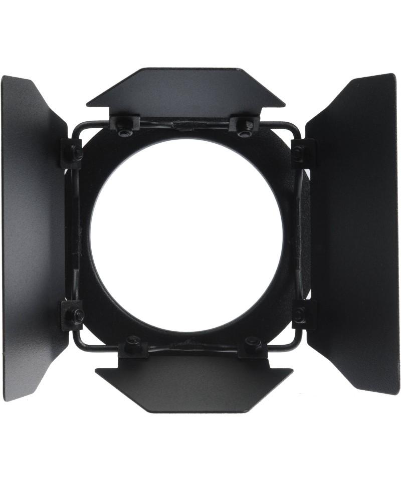 ARRI Klapky - 4 listy, Pro svítidlo ARRI 650 Plus a ARRILITE 750 Plus, Průměr 168 mm
