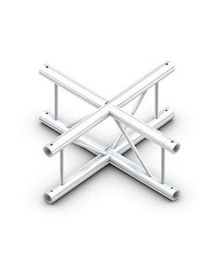 M290B - DUO - Čtyřcestný vertikalní kříž