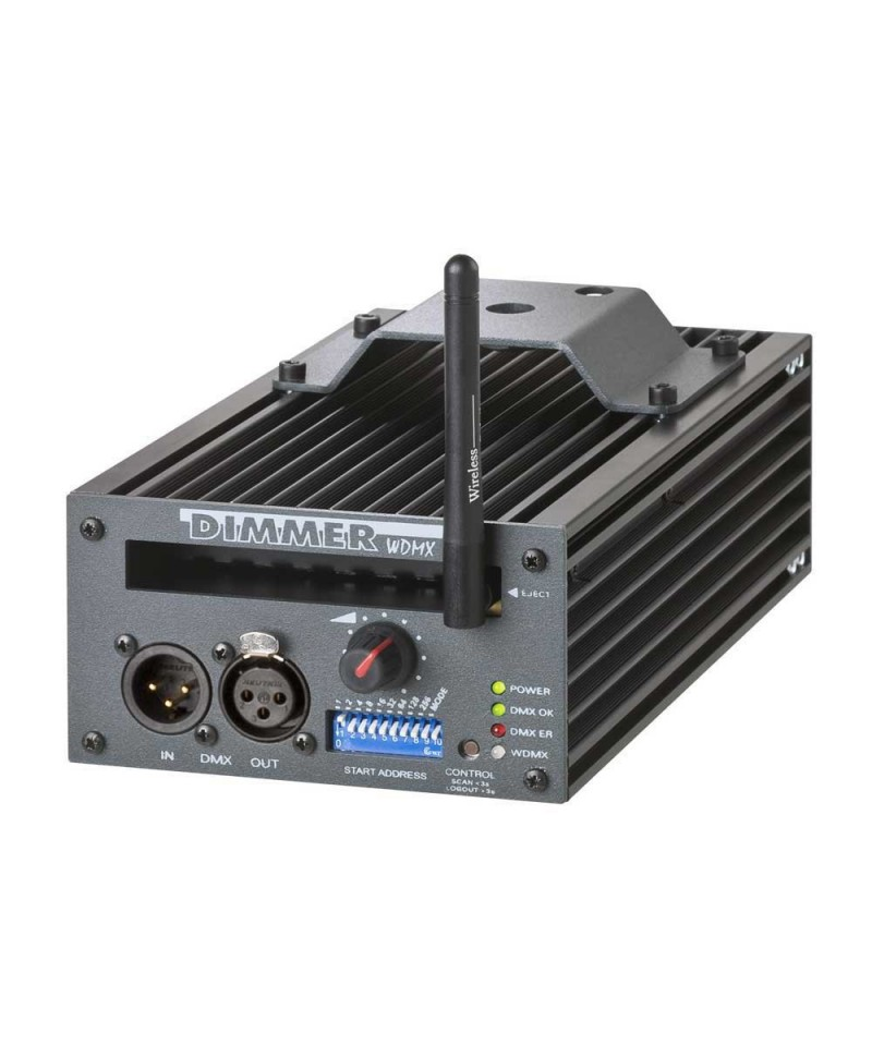 SRS DP1 CEE, Konektory XLR3