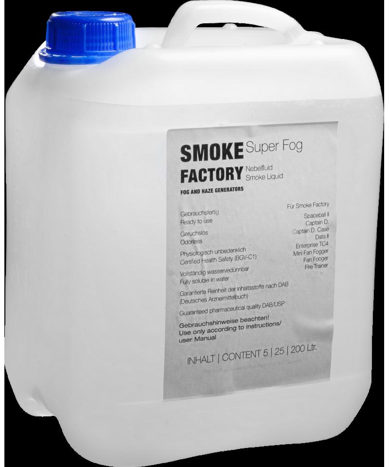 Smoke Factory Super Fog, Objem 5 litrů