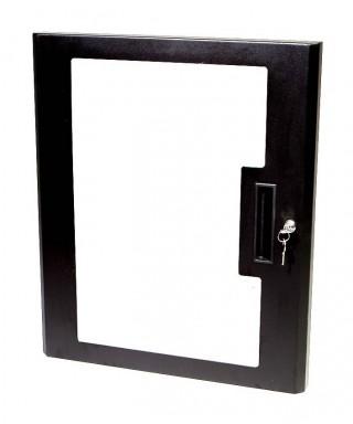 """Dveře 19"""" s plexisklem"""