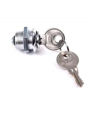 Zámek se dvěma klíči