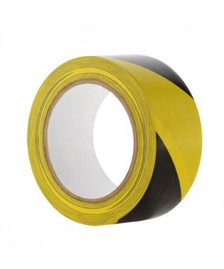 Varovná páska - černo/žlutá