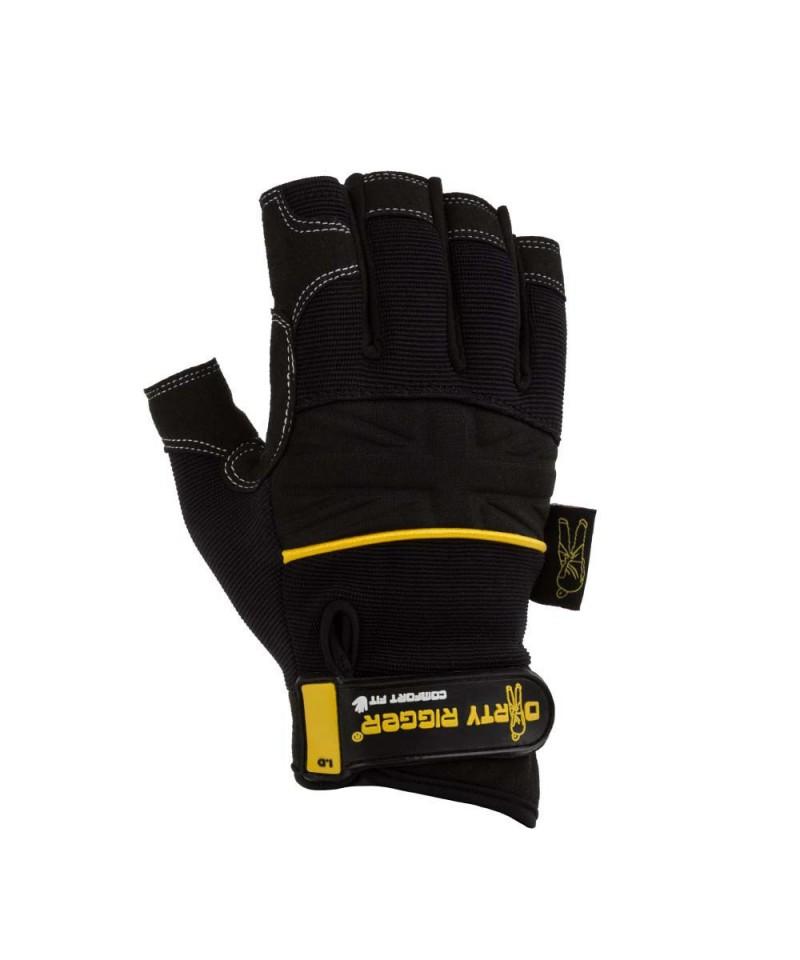 Dirty Rigger Comfort Fit™ Fingerless, Velikost L