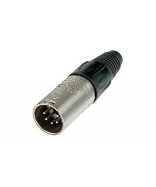 Kabelový konektor XLR - 5 pin - samec