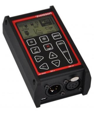 XMT-350 - RDM kontroler a DMX tester