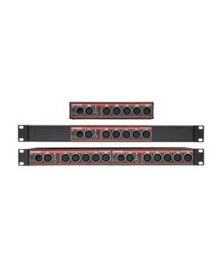 XSP - DMX Splitter mix 3/5pin XLR