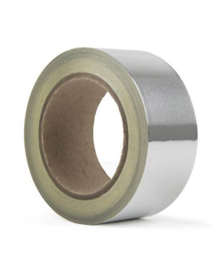 ALUMINIUM FOIL TAPE - stříbrná