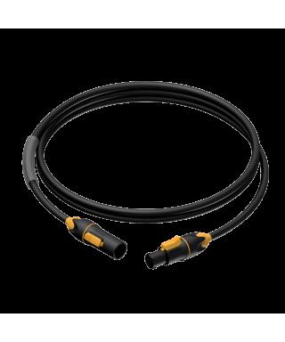 Napájecí propojovací kabel PowerCON TRUE1
