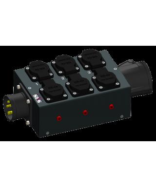 MSB CEE16/5T-6SF-LED